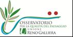 Logo osservatorio locale qualità del paesaggio Reno Galliera