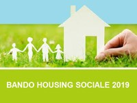 Al via il bando Housing Sociale 2019