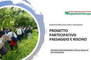 """Paesaggio e rischio"""": concluso il progetto di partecipazione per la costituzione di Osservatori locali per il paesaggio"""