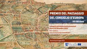 Premio Paesaggio: scade il  15 dicembre il bando del MIBACT