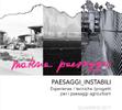 copertina quaderno Materia Paesaggio 2017