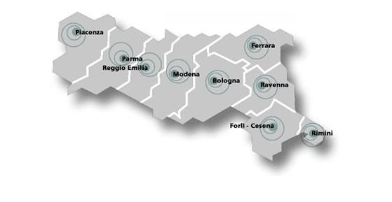 Mappa uffici