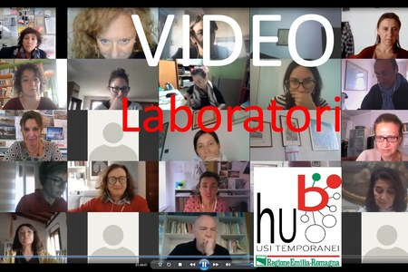 Registrazioni LaboratoriHUB