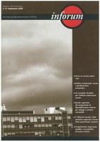Inforum n. 31 copertina