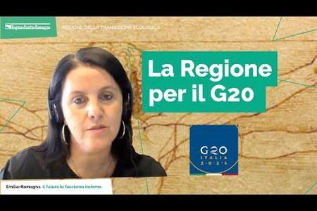 La Regione per il G20: intervista all'Assessore regionale alla montagna Barbara Lori
